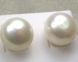 PEARL EARRINGS 4 CTS TBJ-689