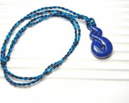 31.2  cts Beautiful Lapis Lazuli Pendant.