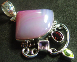 STUNNING AGATE PENDANT 63.00 CTS [GT804 ]