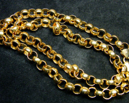 69.8 Grams 9 K GOLD CHAIN 69.8 GRAMS L 429