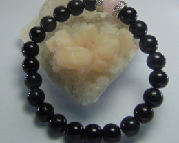 beautiful  Black Onyx  Bracelets 8mm