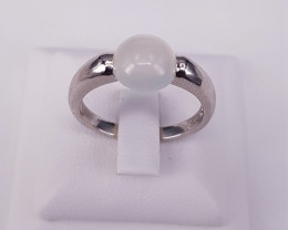 Natural Moonstone Ring