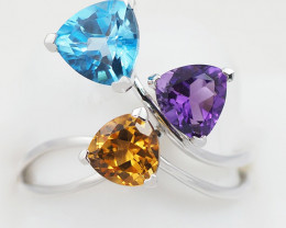 Rings - Natural Gemstones