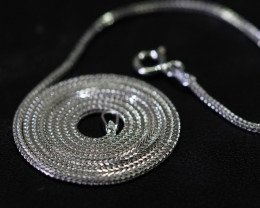 18 Inch,50 cm Italian Box Snake Chain.most popular chain    AM122