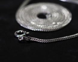 THREE ,18 Inch,50 cm Italian Box Snake Chain.most popular chain    AM127