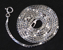 20 Inch,50 cm Bock Silver chain  .most popular chain    AM149