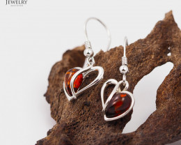 Baltic Amber Earring Sale,Sheppard hook s, direct from Poland  AM 244