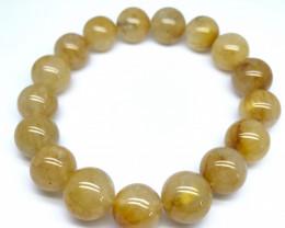 Quartz Bead Bracelets