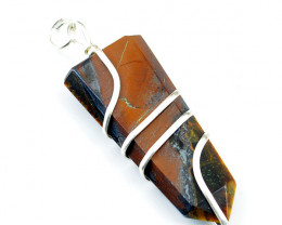 Tiger Eye Healing Pendant