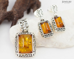 Jewelry Sets - Natural Gemstones