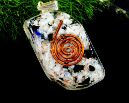 Beautiful 45.00 Cts Orgone Pendant