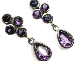 EARRING GEMSTONES-DIRECT FROM FACTORY 16.40 CTS [SJR12]