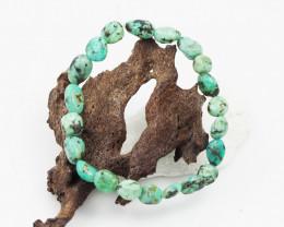Natural Tribal Turquoise Bracelet   AM623