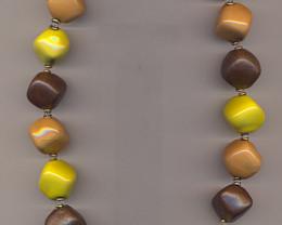 Cadeaux - Lemon , rust , desert