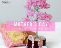 Mother's Day Special Pink Quartz promotion parcel   AM 716