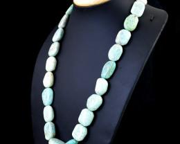 Amazonite Beads Necklace