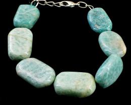 Handmade Amazonite Beads Bracelet