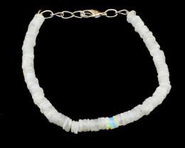 Amazing Flash Moonstone Beads Barcelet
