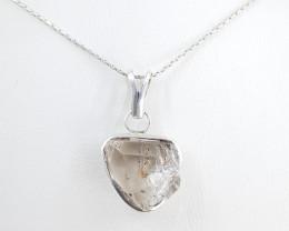 Natural Beautiful Diamond Quartz Necklace