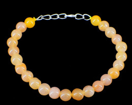 Yellow Aventurine Round Beads Bracelet
