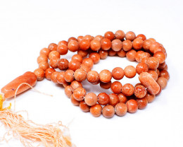 Brown Jasper 108 Beads Prayer Mala