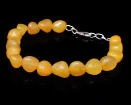 Yellow Aventurine Beads Bracelet