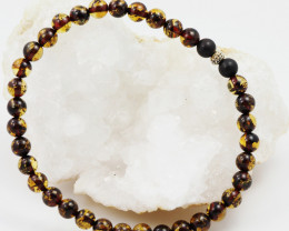 Baltic Amber Sale, Bracelet  , direct from Poland  AM 823