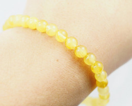 Baltic Honey Amber Sale, Bracelet  , direct from Poland  AM 826