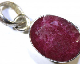 13 CTS RUBY PENDANT  SG-1323