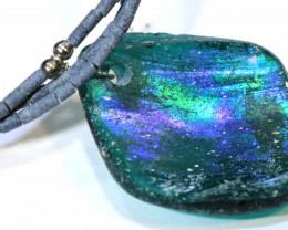 Roman Glass Necklaces