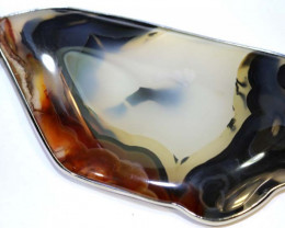140 CTS  AGATE SILVER PENDANT SG-2176