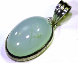 55 CTS CHALCEDONY SILVER PENDANT  SG-2188