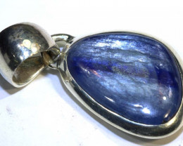 35 CTS KYANITE SILVER PENDANT  SG-2198