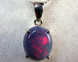 Opal  Gold Pendants