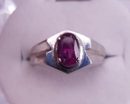 Natural Corundum Ring.