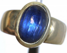 35.50 CTS KYANITE RING -SILVER SG-2926