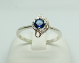 NATURAL 925 RINGS WITH TOP CLASS CUBIC ZIRCONIA F#44