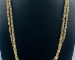171.60 Crt Natural Garnet Necklace