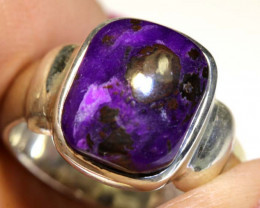 48.18 CTS -   NATURAL  SUGILITE  RING  SG-2968