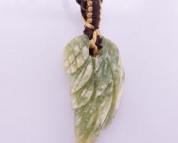 Natural Jade Pendant.