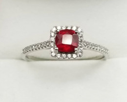 Beautiful Ruby Ring