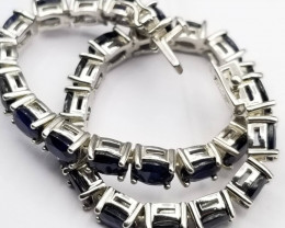 Beautiful Sapphire Bracelet