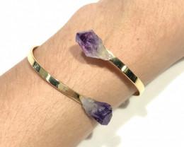 Amethyst lovers  5  Piece Jewelry  Set Br 2071