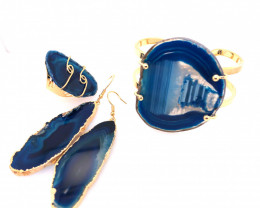 Agate Jewelry Sets