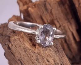Natural Nice Gems Stone SPINEL in 925 Silver Ring 12.65 Ct.