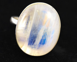 Moonstone Ring  Silver 925 - BR 872