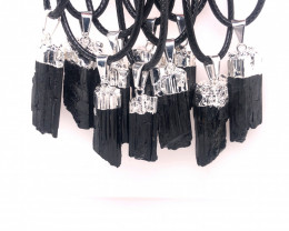 Parcel 10 x Spiritual black Tourmaline - BR 896