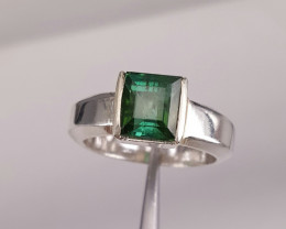 Natural Beautiful Tourmaline Ring