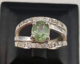 Natural Gorgeous Tourmaline Ring