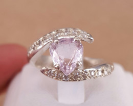 Natural Beautiful Tourmaline Ring